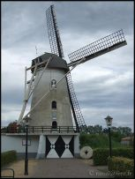 Moulin en hollande